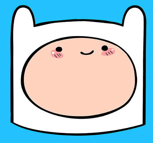 Finn   Again   Adventure Time With Finn And Jake Photo