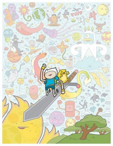 finn and jake - adventure-time-with-finn-and-jake Fan Art