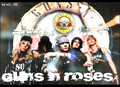 guns banner - guns-n-roses fan art