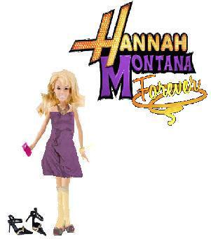 hannah montana 2010 ドール