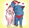 kitty love - optimus-prime fan art