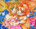 luchia and sera - pichi-pichi-pitch-mermaid-melody icon