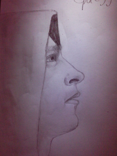 my rob thomas sketch