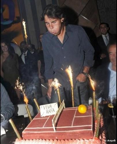 rafa cake
