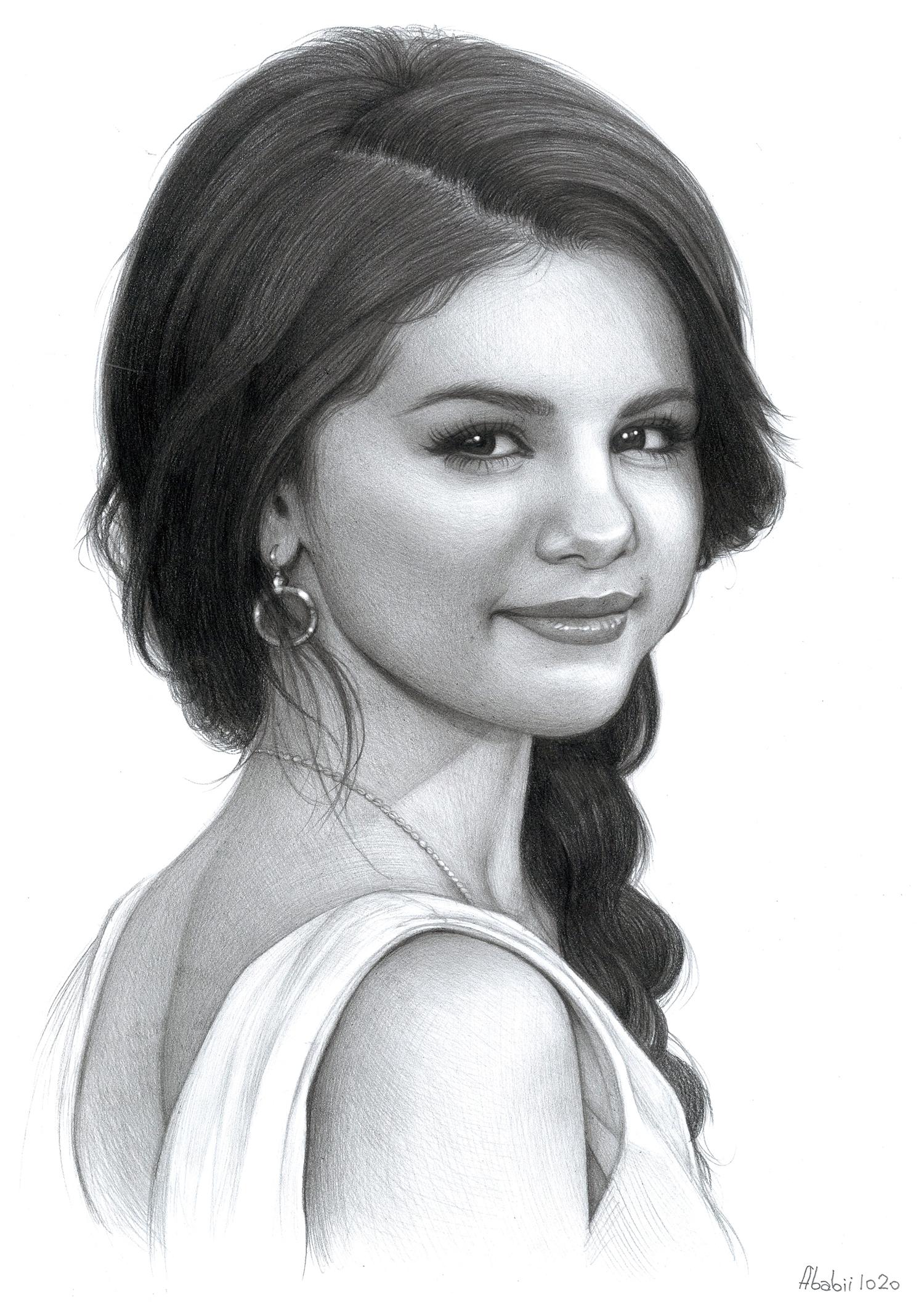 Selena Gomez images selena art wallpaper photos (12826063)