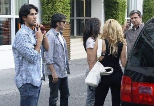 Shakira and verdasco