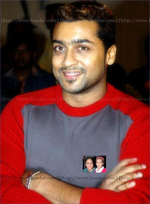 surya,jo and diya - Surya Photo (12882014) - Fanpop