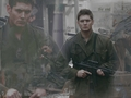 the End [wallpaper] - dean-winchester wallpaper