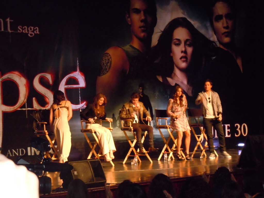 """Eclipse"" Los Angeles convention"