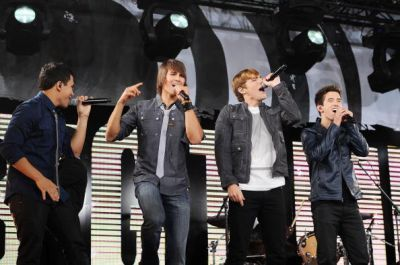June 10, 2010 - Big Time Rush Performs in NYC's Time