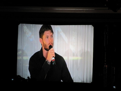 #RisingCon Spain! - jensen-ackles Photo