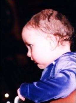 Paris Jackson fond d'écran titled 001. Photoshoots > 1999 > Paris, Prince & Michael