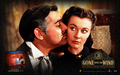 70th Anniversary - scarlett-ohara-and-rhett-butler wallpaper