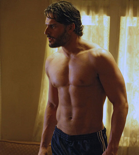 Alcide the Werewolf - true-blood Photo