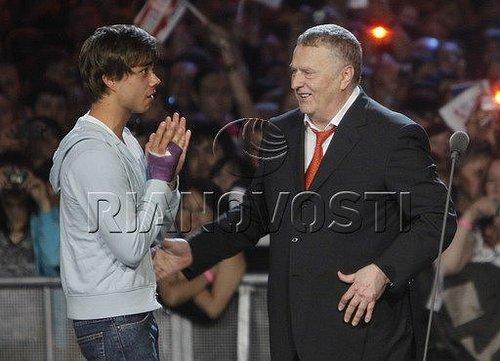 Alex and Vladimir