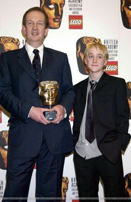 Appearances > 2001 > BAFTA's