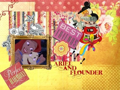 Ariel and फ़्लॉन्डर, अशुद्धि