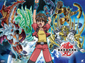 Attack - bakugan-battle-brawlers wallpaper