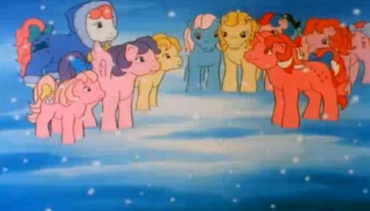 Baby It S Cold Outside Episode My Little Pony Image