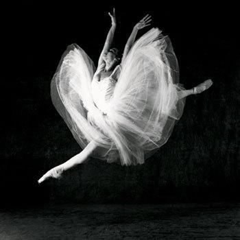 Ballet wallpaper called Balerina