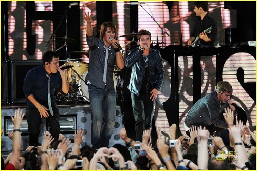 Big Time Rush 音乐会