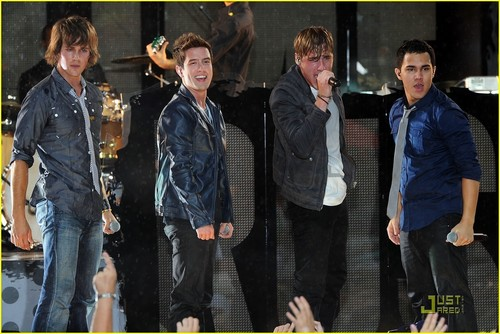 Big Time Rush konsiyerto