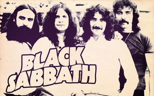 Black Sabbath - black-sabbath Wallpaper