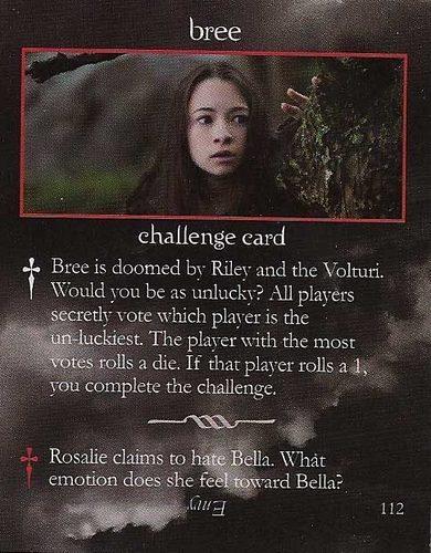 Bree (Eclipse Board Game Card)
