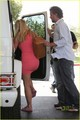 Britney Spears & Jason Trawick: Holding Hands!