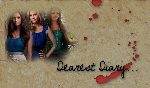 Caroline/Elena/Bonnie