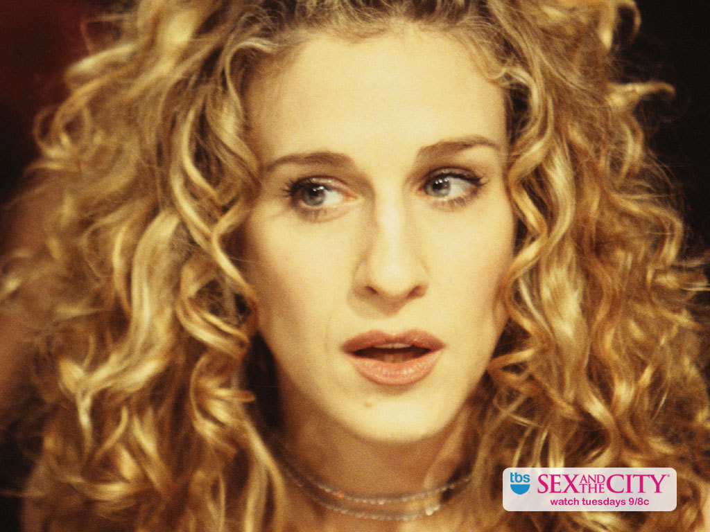 carrie bradshaw how tall