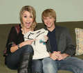 Chelsea Staub & Sterling Knight