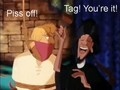 Clopin TAG YOU'RE IT! - clopin-trouillefou screencap