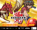 Coming - bakugan-battle-brawlers wallpaper