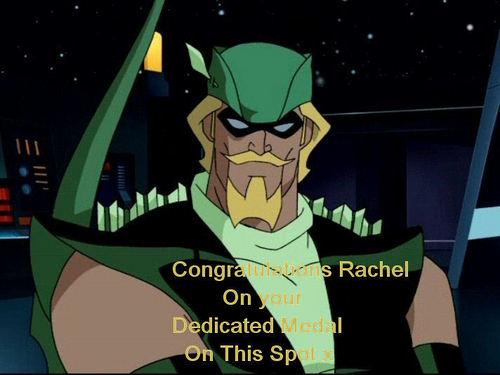 Congratulatios Rachel xx