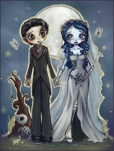 Corpse Bride FANART!
