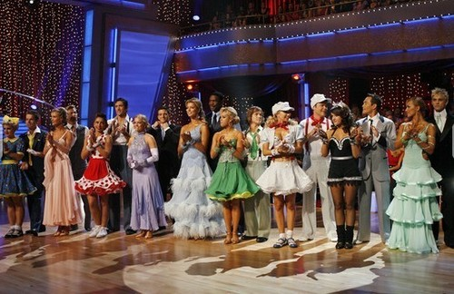 Dancing With the Stars Season 10 Cast