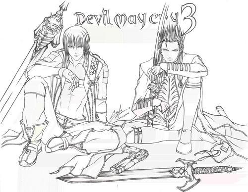 Dante & Vergil