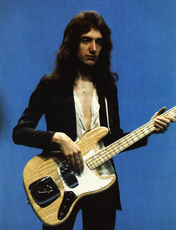 John Deacon Net Worth