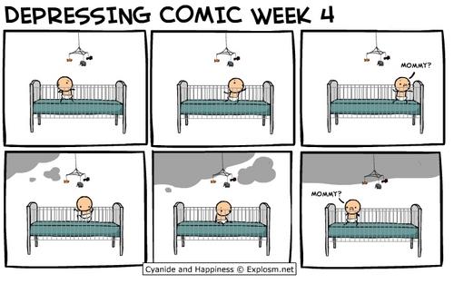 Depressing Comic Week 4