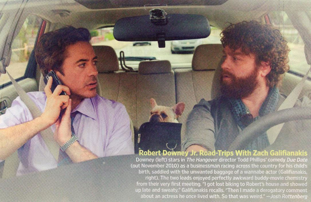 robert downey jr. due date. Due Date Stills