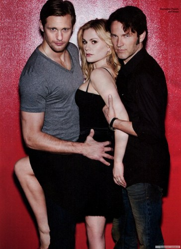 Entertainment Weekly: True Blood Edition