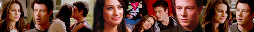 Rachel Berry photo entitled Finchel Banner
