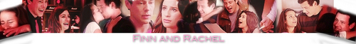 Rachel Berry foto called Finchel Banner