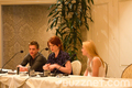First Day At the Press Junket - twilight-series photo