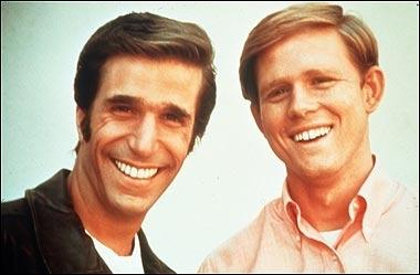 Fonzie & Richie