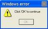 Random photo called Funny Windows Errors