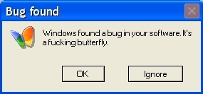 Funny Windows Errors