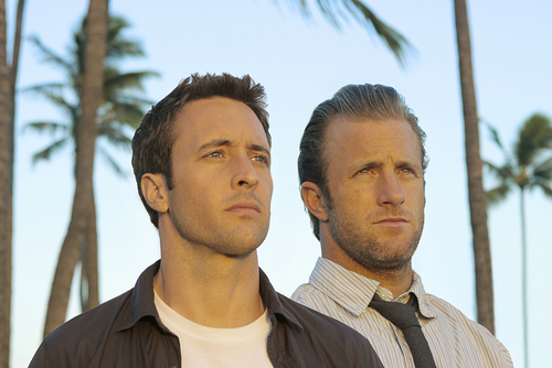 Hawaii Five-0 Production ছবি