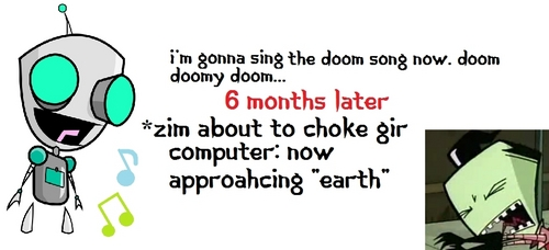 I'm Gonna Sing The Doom Song